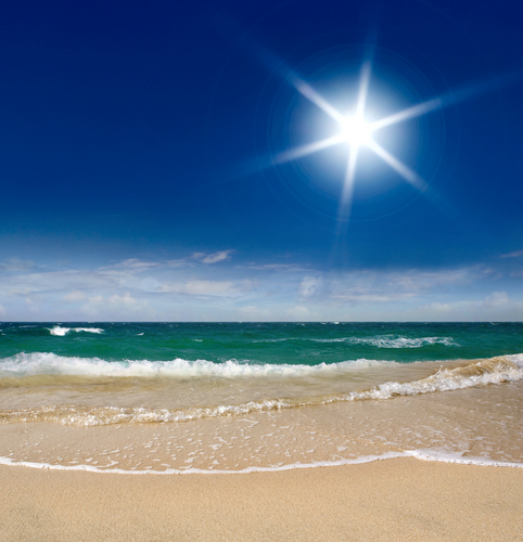 A Trip to the Beach can Boost your Recovery