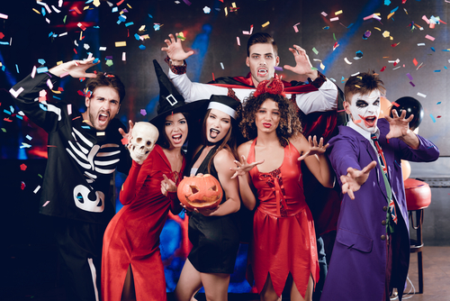 Why Halloween is Good Day to Stay Sober