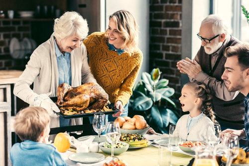 What are Four Fun Things You Can Do on Thanksgiving and Stay Sober?