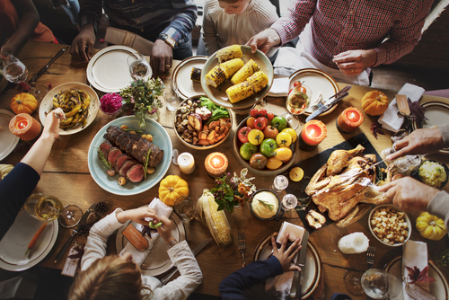 Strategies To Staying Sober and Sane This Thanksgiving